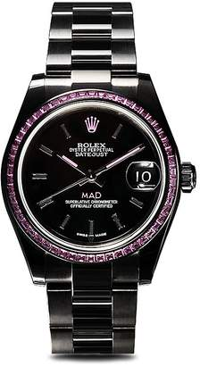 Rolex MAD Paris Oyster Perpetual Datejust watch