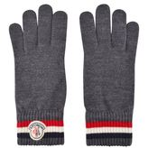 Moncler Striped Gloves