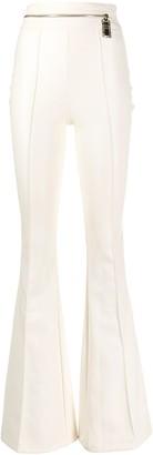 Elisabetta Franchi Zip Detail Trousers