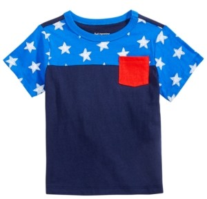 First Impressions Toddler Boys Stars and Stripes T-Shirt, Created for Macy's