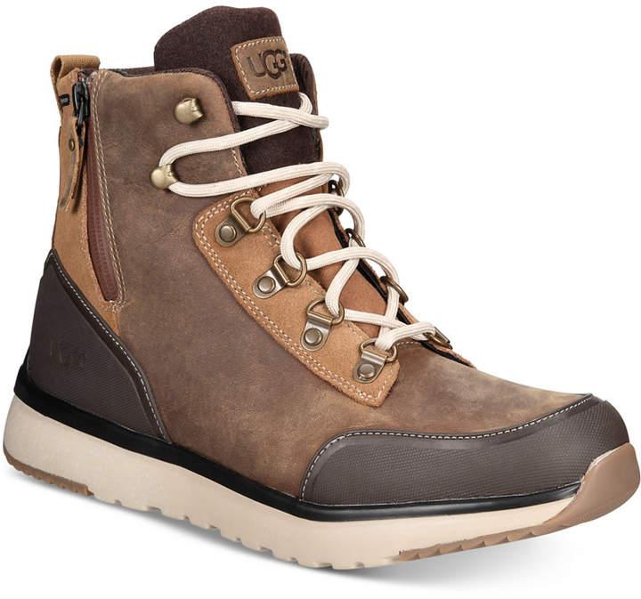 f6ec77b927f Men Caulder Waterproof Boots Men Shoes