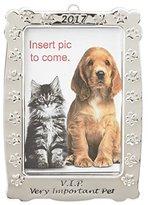 Carlton Ornament 2017 Pet Frame - Very Important Pet Photo Holder - #CXOR021M