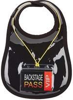 Mini Maniacs Backstage-Pass Bib