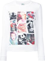 Kenzo long sleeve T-shirt - women - Cotton - M
