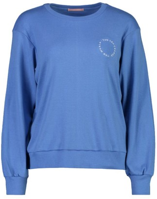 Maggie Marilyn You Can Change The World Organic Cotton Sweatshirt