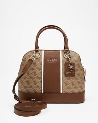GUESS Cathleen Large Dome Satchel