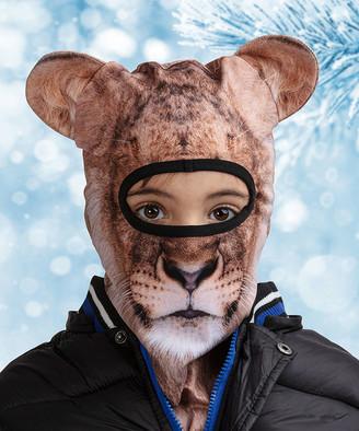 Beardo Ski Masks Brown - Lion Cub Ski Mask