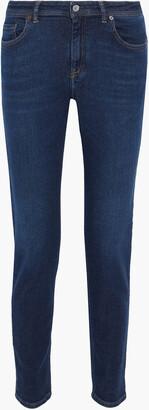 Acne Studios Climb Faded Mid-rise Skinny Jeans