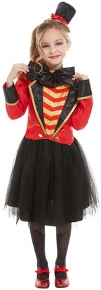 Girls Deluxe Ringmaster Costume