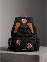 Burberry The Large Rucksack in Pallas Heads Appliqué