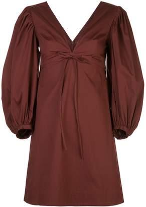 STAUD Keshi short dress