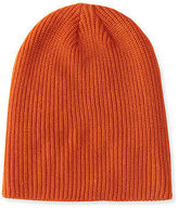 Aeropostale Mens Solid Slouch Beanie