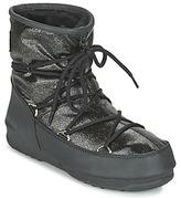 Moon Boot WE LOW GLITTER Black