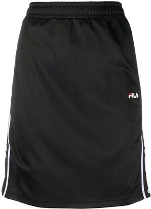 Fila Logo Stripe Skirt