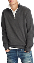 Polo Ralph Lauren Reversible Long Sleeve Half Zip Jumper