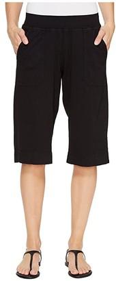 Fresh Produce Key Largo Pedal Pusher (Moonlight Blue) Women's Shorts