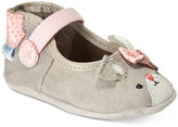 Robeez Baby Girls' Bunny Face Mary-Janes