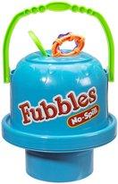 Little Kids Fubbles No-Spill Big Bubble Bucket - Blue