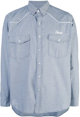 Palace Going Ham button-front shirt