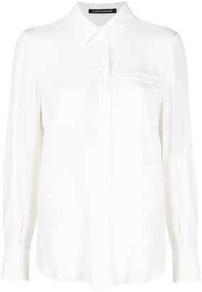 Luisa Cerano Chest-Pocket Shirt