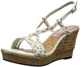 Two Lips Women's Hazel Wedge Sandal