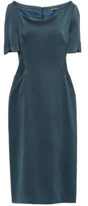 Zac Posen Crepe Dress