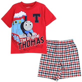 Thomas & Friends Red Thomas the Tank Engine Tee & Shorts - Toddler