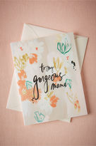 BHLDN Gorgeous Mama Card