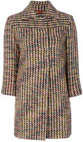 Etro tweed jacket - women - Cotton/Acrylic/Polyamide/Wool - 40