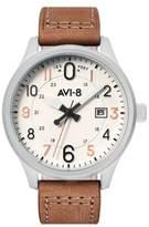 AVI-8 Hawker Hurricane Stainless Steel Watch Av-4053