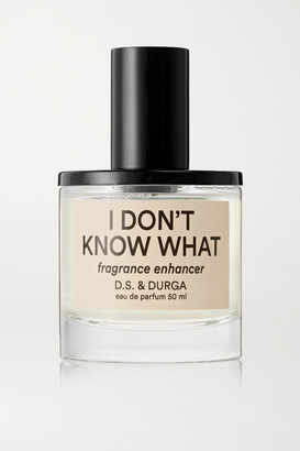 D.S. & Durga I Don't Know What Fragrance Enhancer, 50ml - Colorless