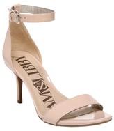 Sam & Libby Women's Pixie Mid Heel Open Slide Sandals