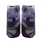 LIVING ROYAL - Koala Ankle Socks