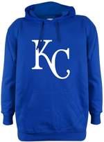 Stitches Men's Kansas City Royals Pullover Fleece Hoodie