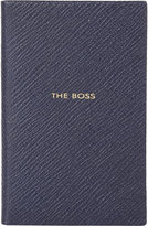 "Smythson The Boss"" Notebook"