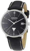 Junkers Ladies'Watch XS Analogue Quartz 60712 Bauhaus Leather