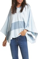 Free People Women's Never Say Never Hooded Poncho