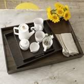 west elm Wood Trays - Espresso