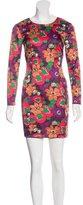 Veronica Beard Floral Print Mini Dress w/ Tags