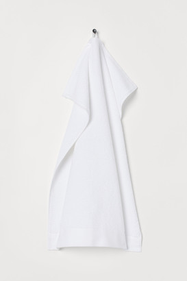 H&M Cotton terry hand towel