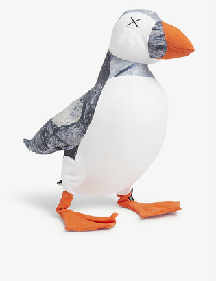 Raeburn Puffin recycled polyester mascot 30cm