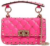 Valentino Garavani Mini Rockstud Spike Leather Bag