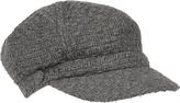 Accessorize Basket Weave Baker Boy Hat