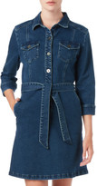 Phase Eight Dina Denim Shirt Dress