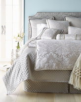 Dian Austin Couture Home King Vasari Damask Duvet Cover
