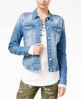 William Rast Sussex Embroidered Denim Jacket