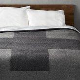 CB2 Faribault Plus Blanket