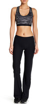 Bally Total Fitness Performance Flat Waist Pant