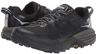 Hoka One One Speedgoat 3 WP (Black/Plein Air) Women's Shoes