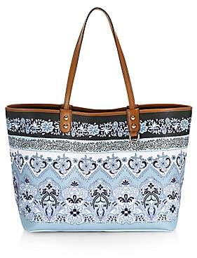 Etro Women's Paisley Shopping Tote Bag